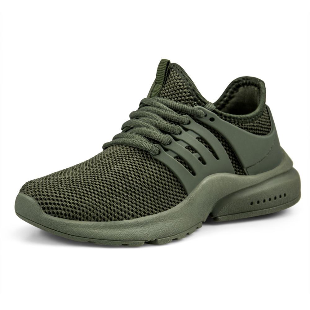 אביב קיץ ילדי נעלי רשת לנשימה ילדי נעלי בנות בני אור משקל ספורט נעלי ילדים סניקרס-בנעלי ריצה מתוך ספורט ובידור באתר