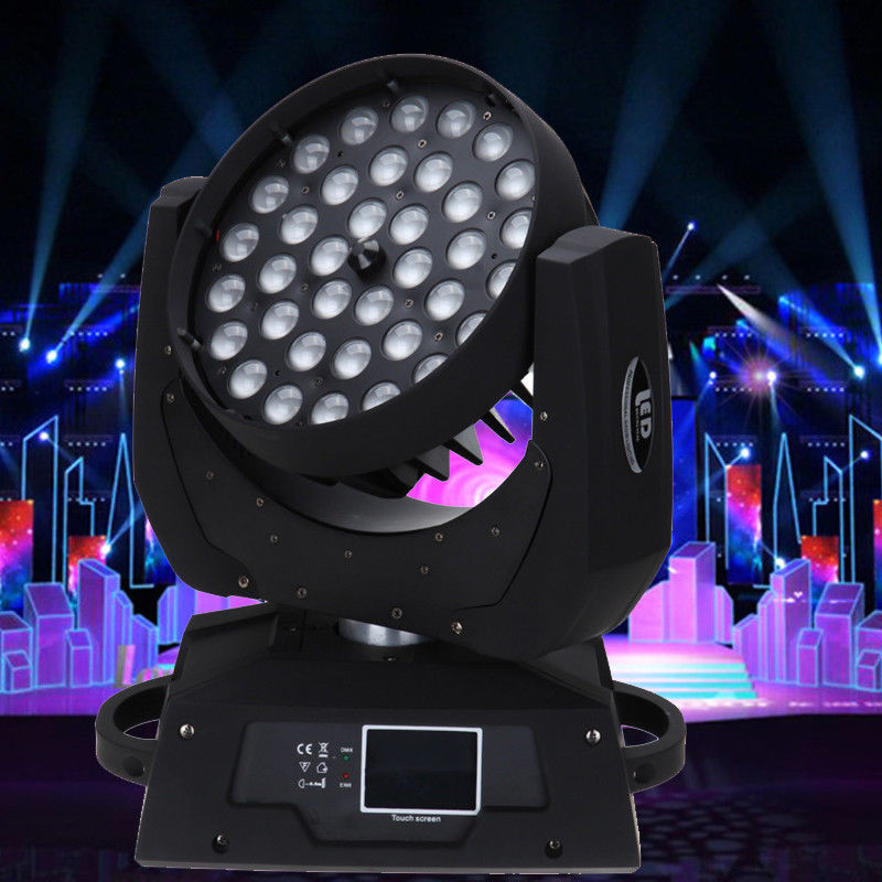 360W 4 in 1 Zoom RGBW Led Moving Head Stage Light Effect For Wedding Party Pub KTV Show венозол 360 капсулы 0 4 г