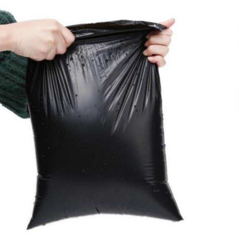 Hurtownie 40*55 cm czarny kolor duża poli samo uszczelnienie torebki wysyłkowe kuriera plastikowe torby z tworzywa sztucznego Express Mailer torba do pakowania PP745 w Torby na prezenty i przybory do pakowania od Dom i ogród na  Grupa 2