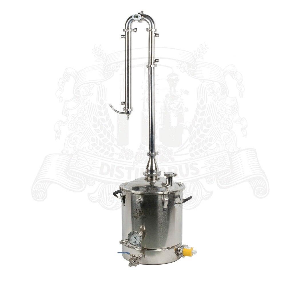Kit per la distillazione. 55L Serbatoio con