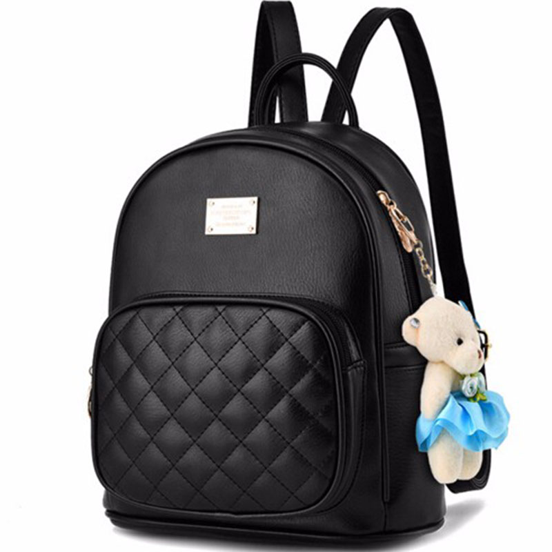 Backpacks School Bags For Teenagers book bag for women shoulder travel bags rucksack bear doll student bags mochila escolar girsl kid backpack ladies boy shoulder school student bag teenagers fashion shoulder travel college rucksack mochila escolar new