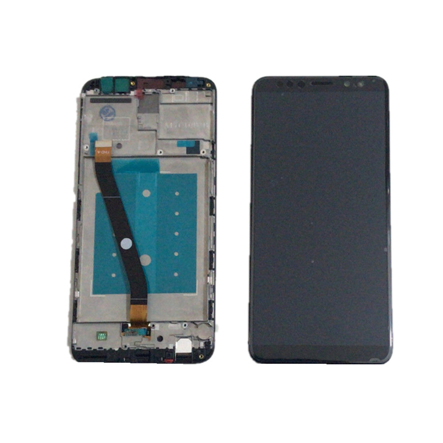 5.9For Huawei Mate 10 Lite LCD Display Touch Screen Digitizer Glass Panel Assembly with Frame + Tools