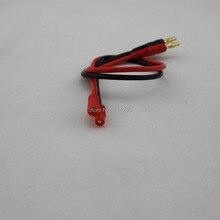 Зарядный Кабель HXT 3.5 мм до 4.0 мм штепсельной вилки банана Пуля подходит B6 Зарядное Устройство Walkera Батареи