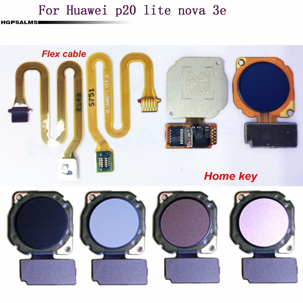 Pontiac 100% Test Good For Htc Google Pixel Home Button Felx Cable Fingerprint Touch Sensor White Black Case With
