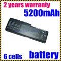 Jigu bateria do portátil para toshiba equium l350 l350d p200 p200d p300 pa3536u-1brs pa3537u-1bas pa3537u-1brs pabas100 pabas101