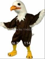 Талисман плюшевые орел талисмана Сокол ястреб пользовательские косплей костюм персонажа из мультфильма карнавальный костюм маскарадный к