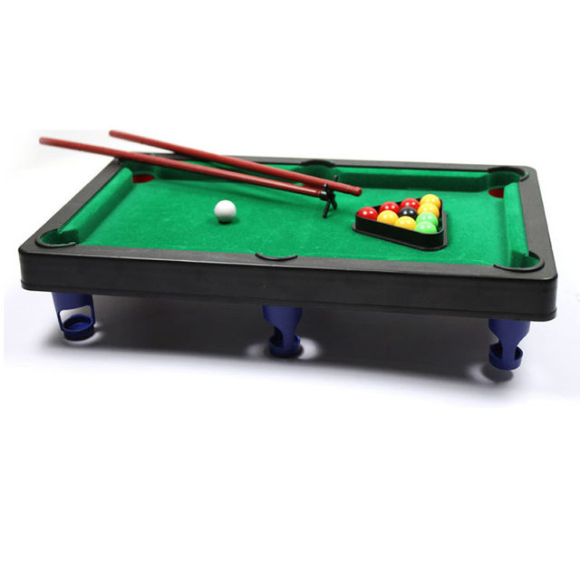 Online Shop Sports Game Mini Pool Billiards Table Game Baby Toy Kids - Mobile pool table