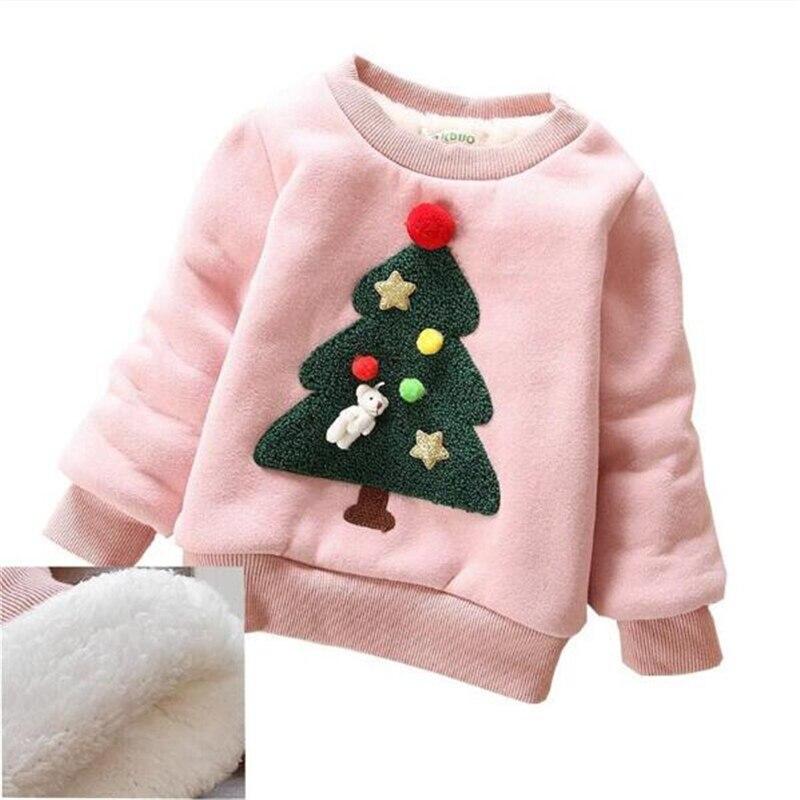 BibiCola Baby Coat Қысқы Рождество Қыздар - Балаларға арналған киім - фото 1