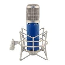 ALCTRON CM100 разнонаправленными транзистор конденсаторный микрофон с большой диафрагмой записи микрофон