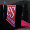 P10 Dos Lados Panel de Pantalla LED Con Memoria de Vídeo Tarjeta de Control