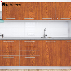 Image 3 - 3M/5M DIY Rustic Wood Wallpaper Roll Furniture Cabinets Wardrobe Door Desktop Self Adhesive Contact Paper Vinyl Waterproof Film