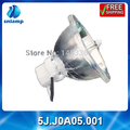 Cheap 100% original bare projector bulb lamp SHP132 /5J.J0A05.001 for MP515 MP515ST