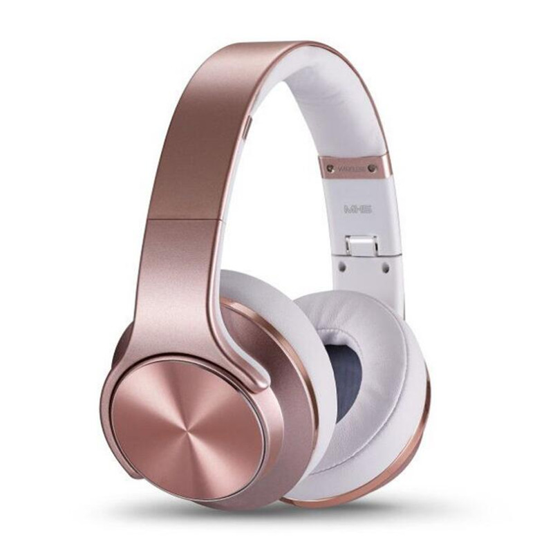 SODO Bluetooth Headphones with Microphone NFC 2in1 Twist-out Speaker Wireless Headphone Sport Support TF Card For Phone