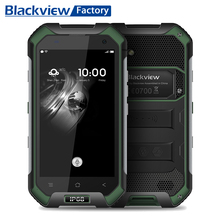 Blackview BV6000S Quad Core IP68 Waterproof Mobile Phone 4.7″HD MT6737 Smartphone 2+16GB 13.0MP Camera 4G Android 7.0 Cellphone
