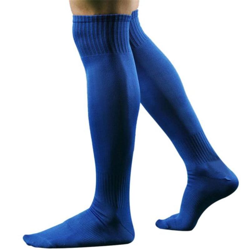 snowshine3 YLWW Men Sport Football Soccer Long Socks Over Knee High Sock Baseball Hockey