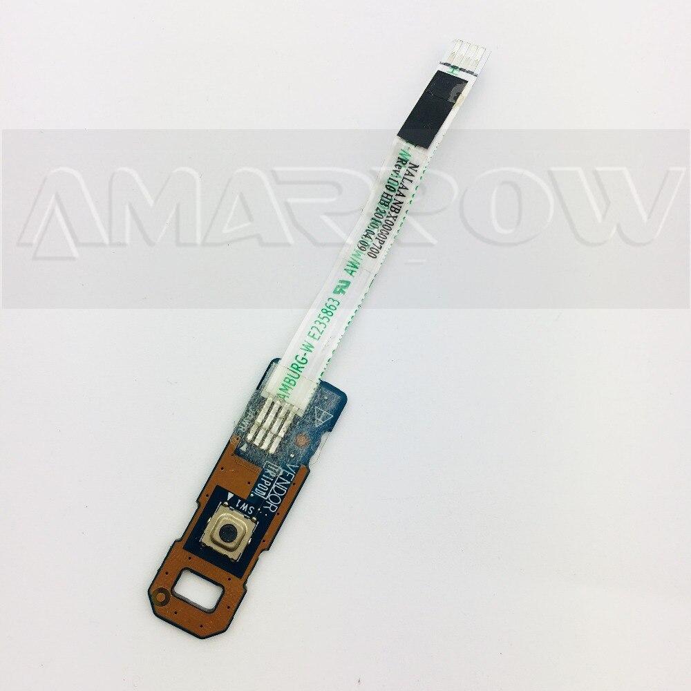 Original frete grátis para toshiba l670d l670 l675 l675d placa de interruptor botão energia LS-6044P