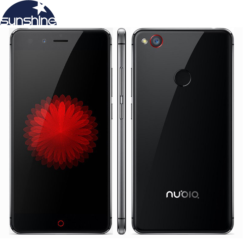 Original ZTE Nubia Z11 Mini 4G LTE Mobile Phone Android Octa Core 5 0 16 0MP