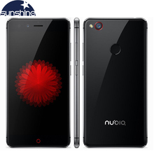 Original ZTE Nubia Z11 Mini 4G LTE Mobile Phone Android Octa Core 5.0″ 16.0MP 3GB RAM 64GB ROM Fingerprint phone