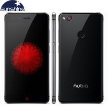 Original ZTE Nubia Z11 Mini 4G LTE Mobile Phone Android Octa Core 5 0 16 0MP