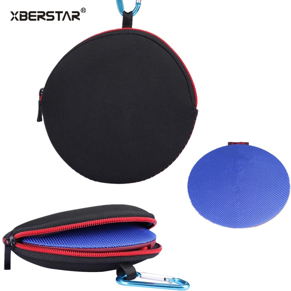 Travel Zipper Sleeve Case Bag For Logitech UE ROLL Ultimate Ears 360 Bluetooth Wireless Speaker