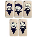 Phone Cases Bigbang K-pop G-Dragon T.O.P Taeyang Daesung Seungri Clear TPU Case Cover for Apple iPhone 5 5s 6 6s Plus SE
