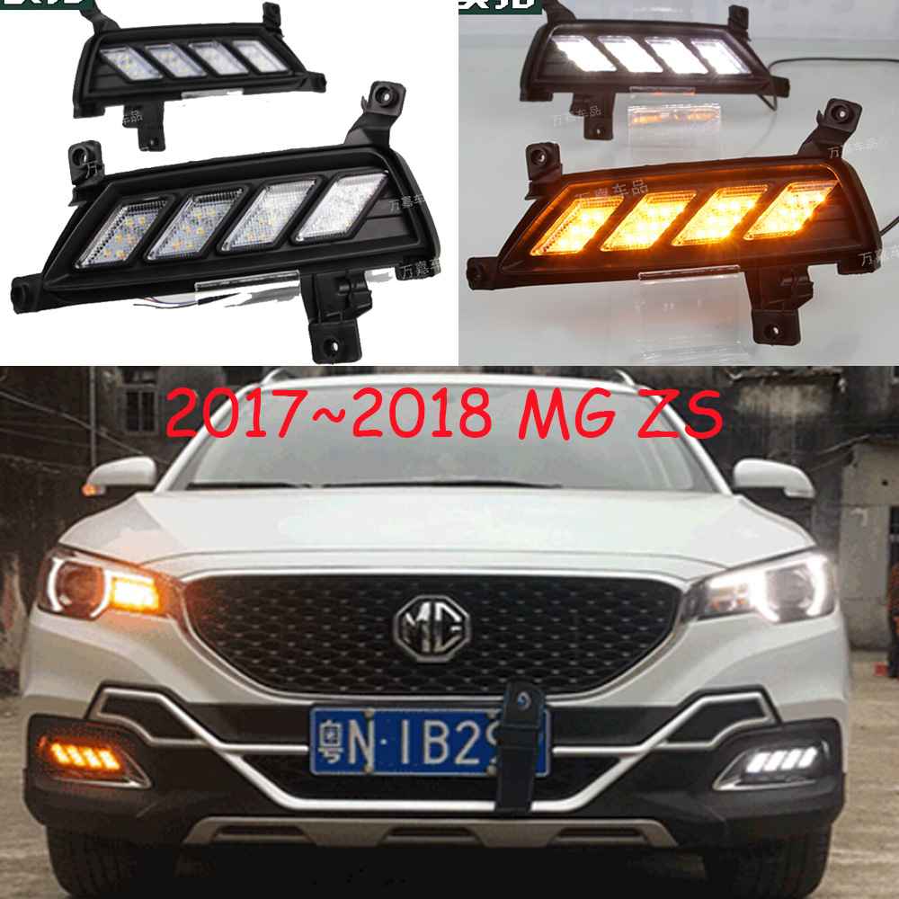 LED,2017~2019 MG ZS day Light,MG ZS fog light,MG ZS headlight;MG3 MG5 MG6 MG7,GS,MG ZS headlight img mg 414