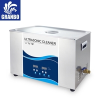 Ultrasonic Car Parts Cleaner 30L 900W Semiwave Degas Heating Machine for Engine Chains Metal Material Injector Oil Carbon Lab