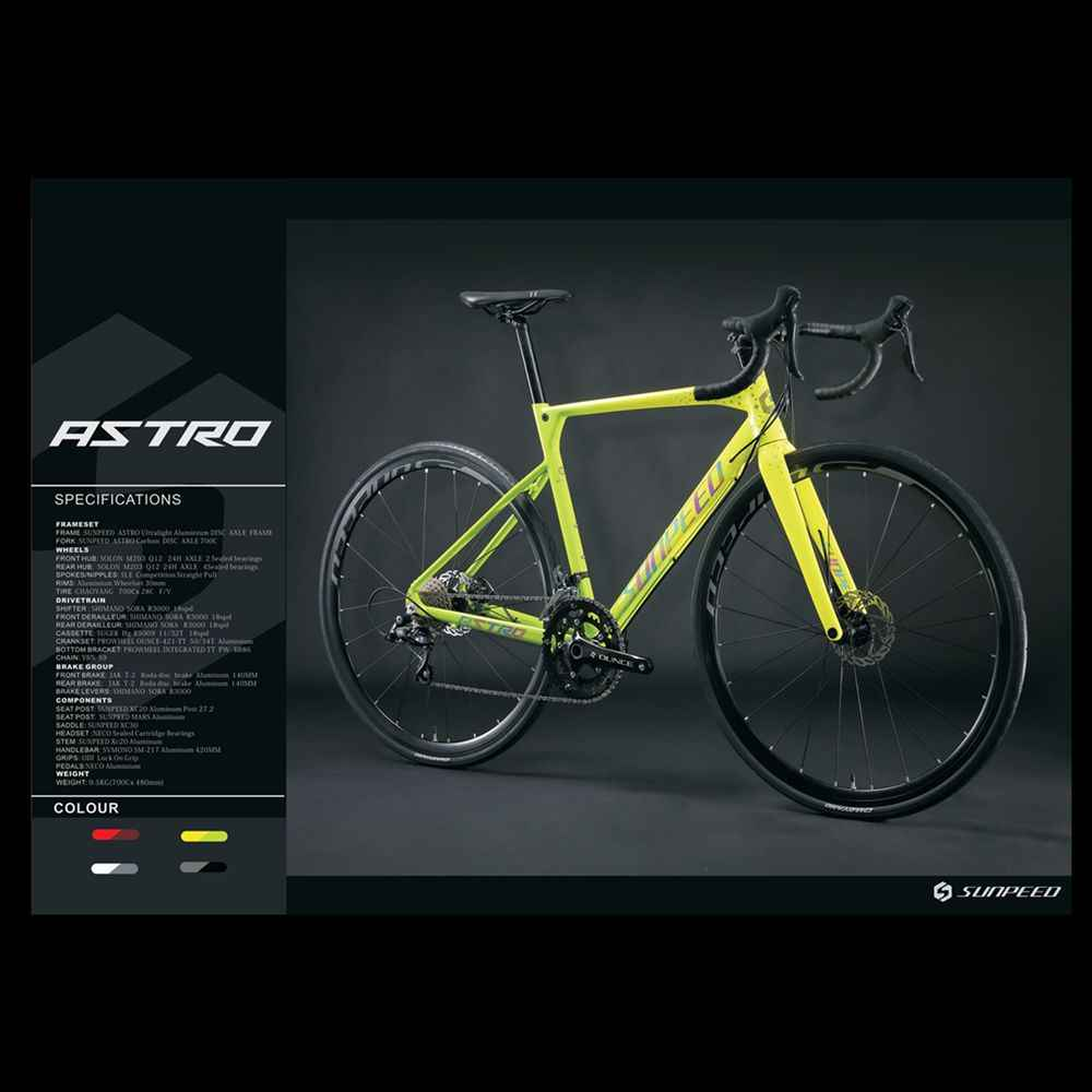 cd20415b1d8 Detail Feedback Questions about sunpeed rstro road bike disc 140MM ...