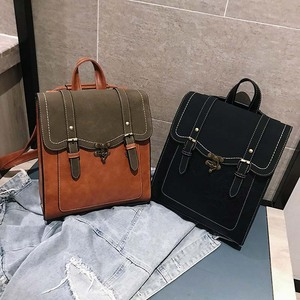 Image 3 - Vintage Women Backpack High Quality Leather Brand Female Black Shoulder Bag Lady Multifunction Backpack Hot School Bags XA216H