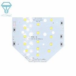 Лампа для ногтей бусины с алюминиевой пластиной PCB УФ-светодиодные светодиоды для Sun1 маникюрная машина ремонт для DIY Сушилка для ногтей