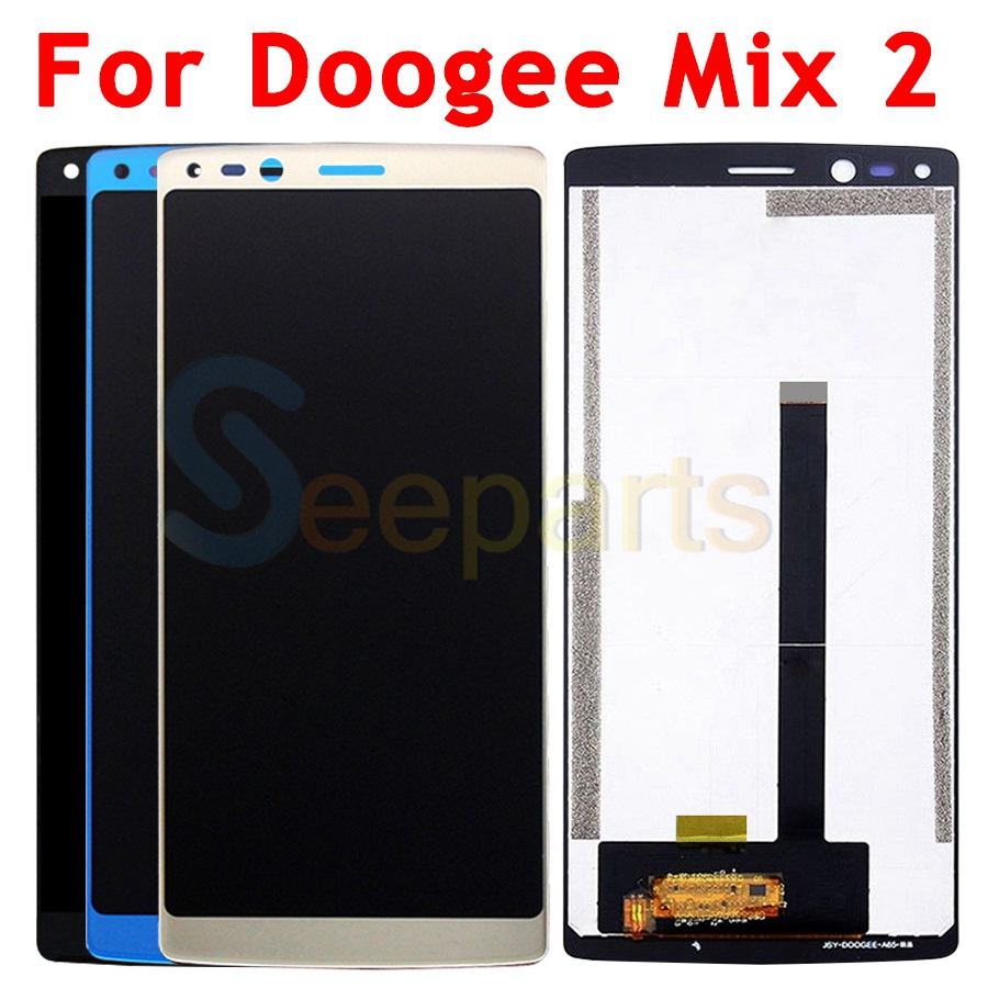 For Doogee Mix LCD Display and Touch Screen Assembly Repair Parts 1