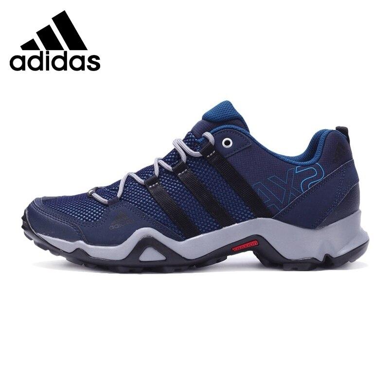 Original Adidas AX2 Men's Hiking Shoes Outdoor Sports Sneakers original adidas men s hiking shoes m18502 outdoor sports sneakers free shipping