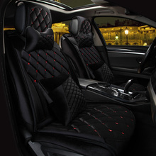 3D Cubierta de Asiento de Coche Deportivo, Estilo del coche Para Volkswagen Beetle CC Eos Golf Jetta Passat Tiguan Touareg sharan