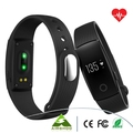 Tea myo ID107 Bluetooth Wrist Smartband Heart Rate Fitness Sport Tracker Monitor Waterproof Smart Bracelet Watch For Android iOS