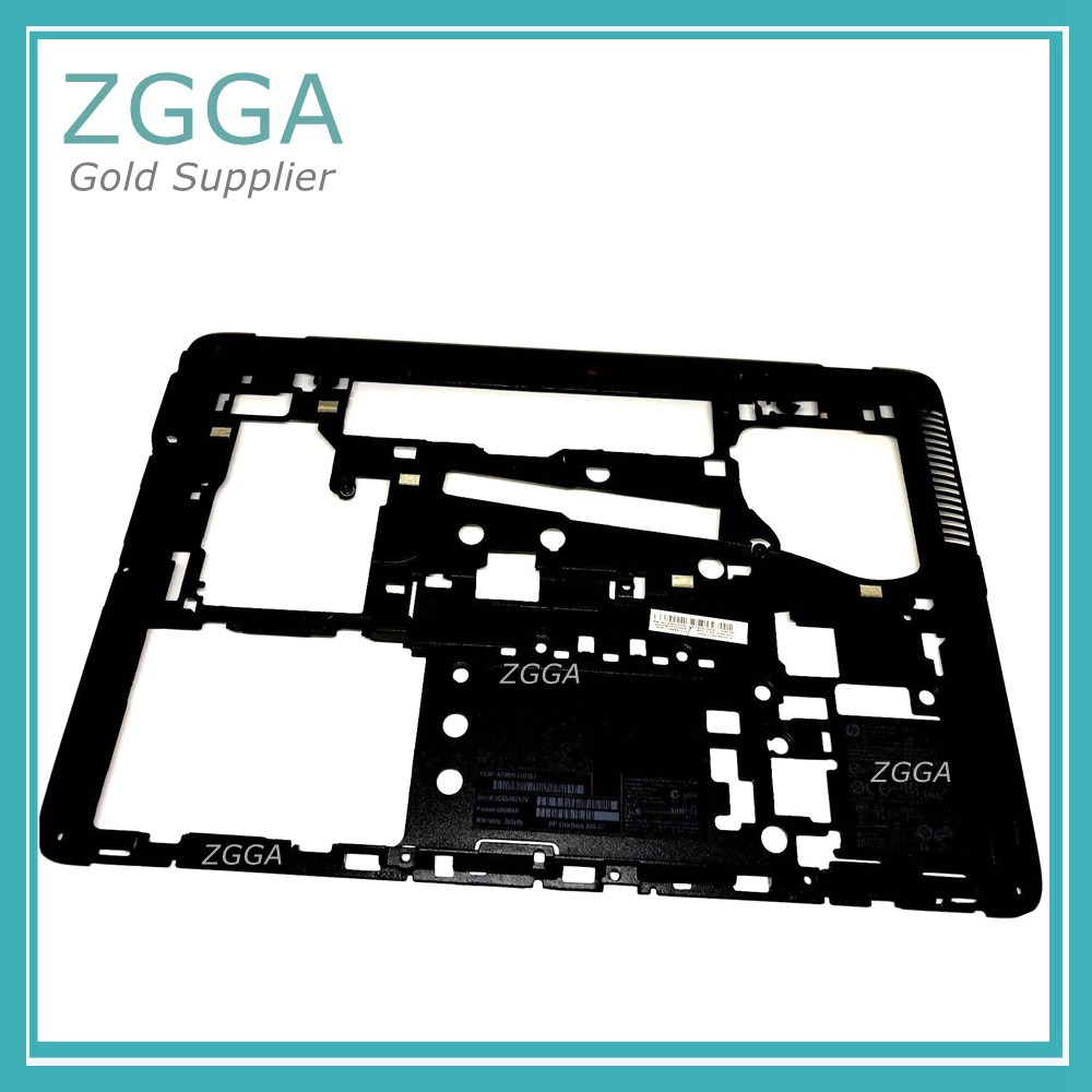 NEW Laptop Bottom Cover Base Genuine For HP EliteBook 840 G2 G1 Lower Chassis Case Frame plastic Shell 779684-001 High Quality gzeele new laptop bottom base case cover for hp elitebook 840 g3 base chassis d cover case shell lower cover black 821162 001