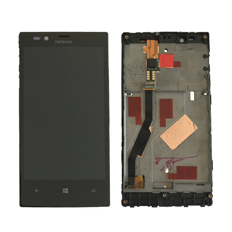 Original For Nokia Lumia 720 LCD Display with Touch Screen Digitizer Assembly With frame free shippingOriginal For Nokia Lumia 720 LCD Display with Touch Screen Digitizer Assembly With frame free shipping