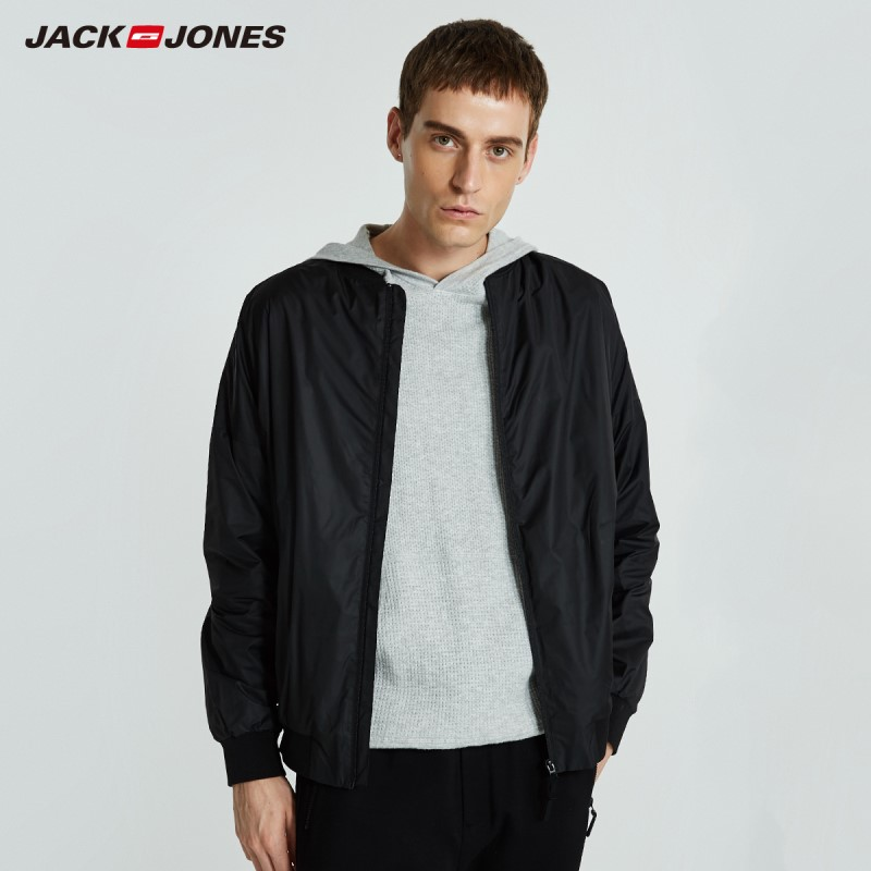 JackJones Men's Autumn Long Sleeves Jacket Sports C|218321528