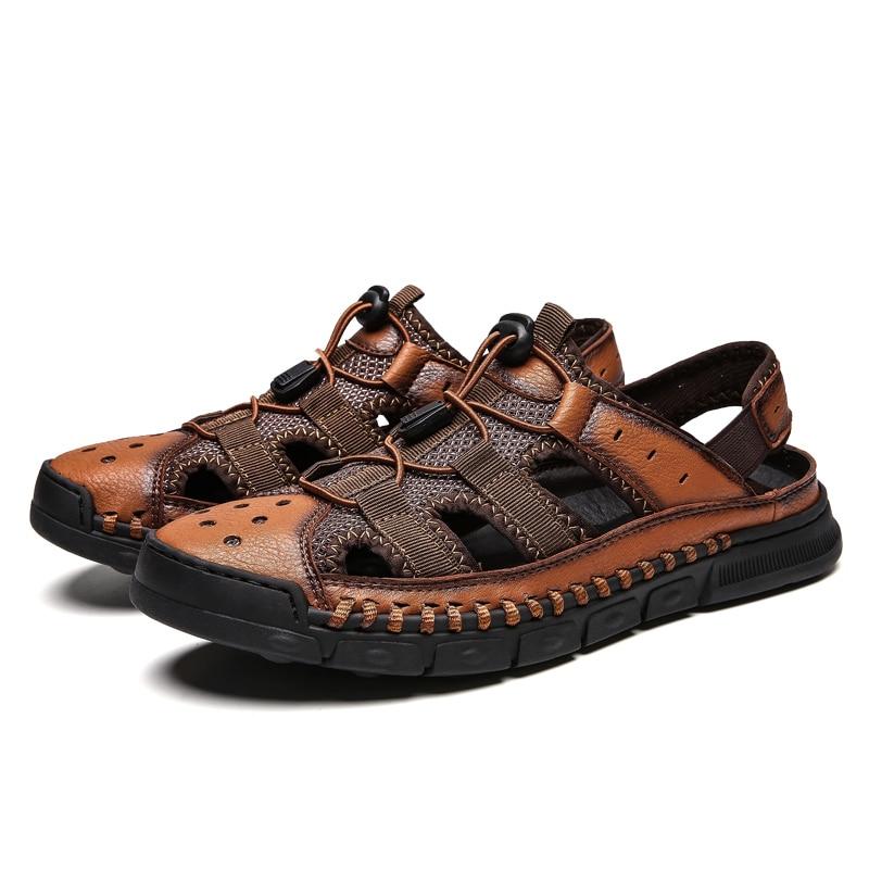 Men/'s Outdoor Loisirs Loisir Plage Chaussures été Sandales Plates Pantoufles Confort