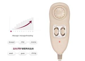 Image 2 - Almofada multi função massagem travesseiro massageador massagem travesseiro doméstico travesseiro elétrico