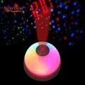 Sveglia magia Despertador Proyector Digital de Colores Estrella de La Noche Luminova Escritorio de la Tabla Electrónica Klok Reveil Reloj Para Los Niños