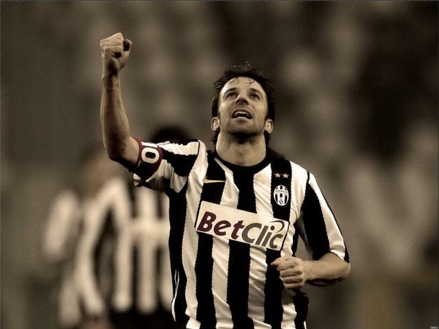 33e3f4cb5b0 Alessandro Del Piero Juventus Legend Football Sport Art Huge Print Poster  TXHOME D6953