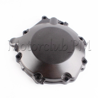 CNC Motorcycle Aluminum Stator Engine Crankcase Cover For Honda CBR1000RR 2006 2007 Black New