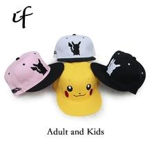 Newest Pokemon Go Pikachu Cap