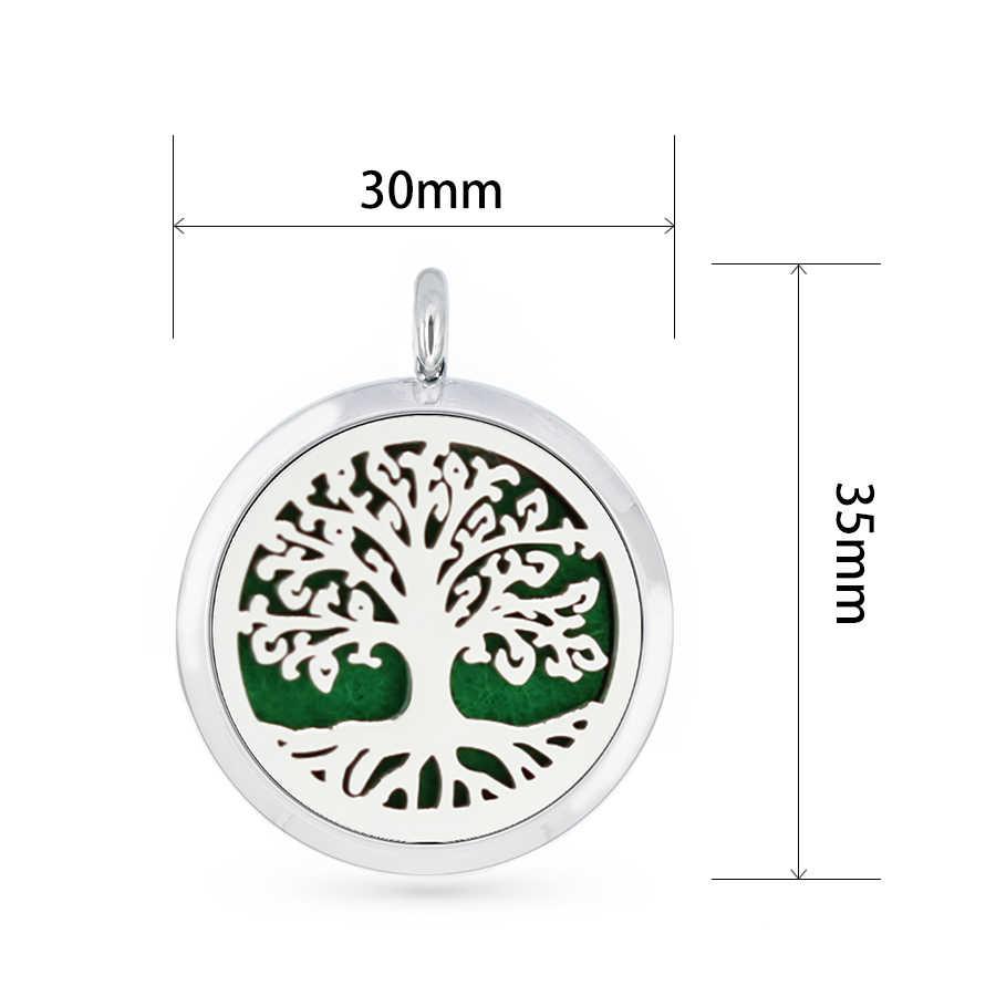 30mm moda difusor medalhão chaveiro jóias princesa ppeacock cavalo óleos essenciais aromaterapia perfume chaveiros 5 pçs almofadas