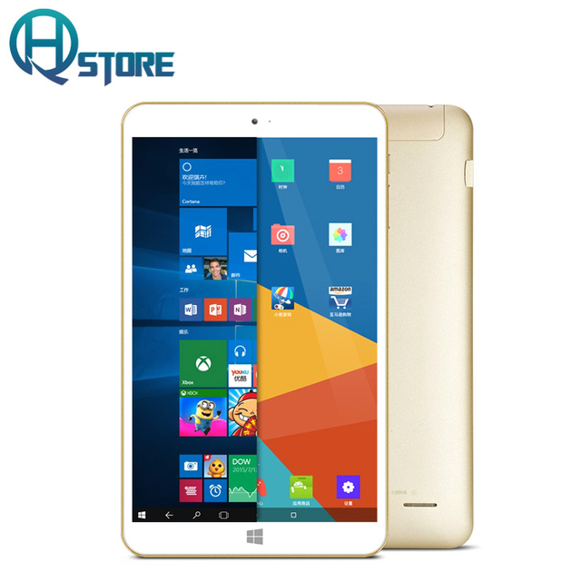 Onda V80 Plus 8.0 inch Tablet PC Windows 10+Android 5.1 Dual OS Intel Cherry Trail Z8300 Quad Core 2GB RAM 32GB ROM HDMI