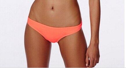 Купальные трусы, сексуальный купальник для женщин, бикини, бикини, нижнее белье для пляжа, трусики - Цвет: AQ6