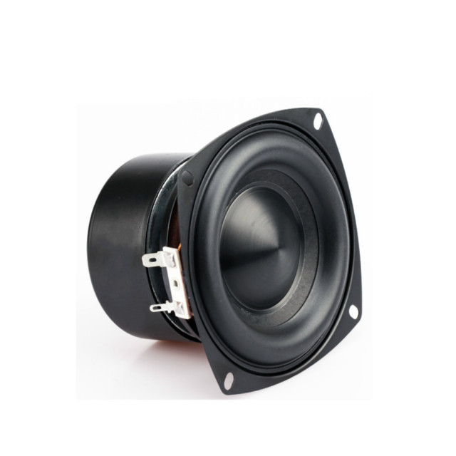 Tenghong 4 Inch Bass Speaker 4 Ohm 8 Ohm 40W Portable Audio Subwoofer Speaker Hifi Stereo Home Theater Louspeakers DIY 1