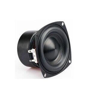 Image 2 - Tenghong 1pcs 4 Inch Bass Speaker 4 Ohm 8 Ohm 40W Portable Audio Subwoofer Speaker Hifi Stereo Home Theater Louspeakers DIY