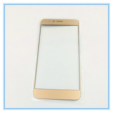 A++ New High Quality Front Glass Replacement for Huawei Honor 8 Outer Glass Panel Lens Screen Cover Black,White,Gold + Tracking