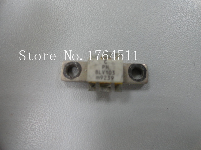 [BELLA] BLV103 Disassemble The Original RF Microwave Power High Frequency Tube  --5PCS/LOT